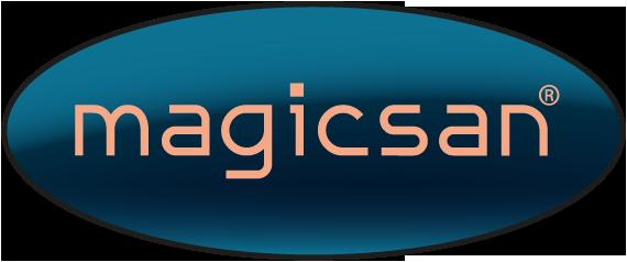 Magicsan Retina Logo
