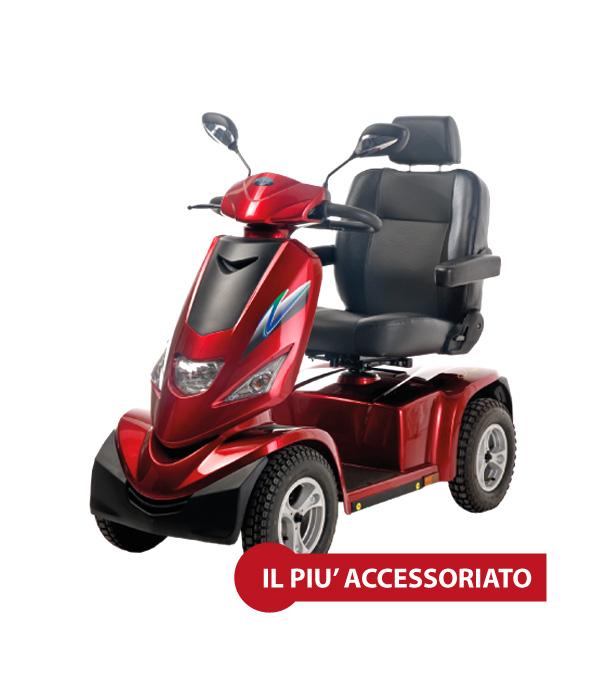 magicsan mobility modello iron