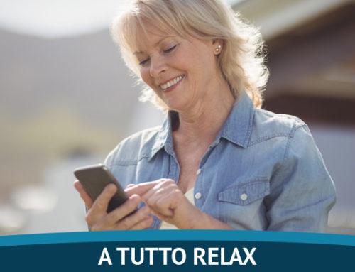 LA TRANQUILLITA', PRIMA DI TUTTO!