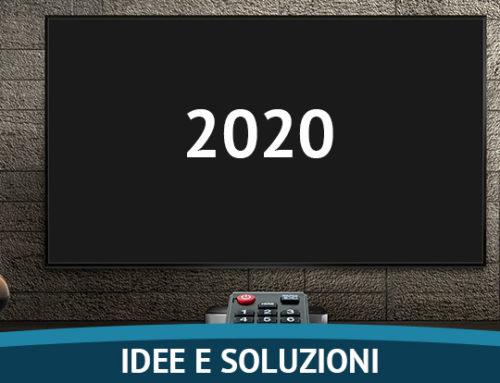 2020: NUOVO DECODER DIGITALE TERRESTRE